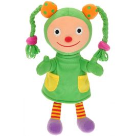 Mikro hračky Fanynka plyšová postavička 37cm česky mluvící