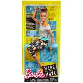Mattel Barbie V pohybu tyrkysová