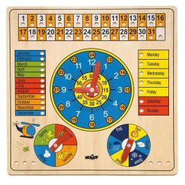 Woody Víceúčelový kalendář - AJ verze
