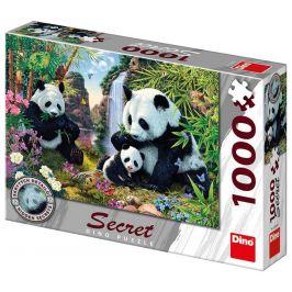 Dino Pandy secret collection 1000 dílků