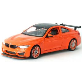 Maisto BMW M4 GTS oranžové 1:24