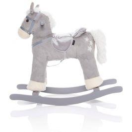 ZOPA Houpací kůň šedý Twinkie