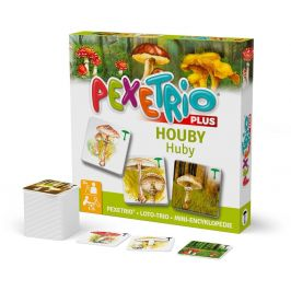 Efko Pexetrio - houby, plus
