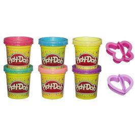 Play-Doh Třpytivá sada 6ks