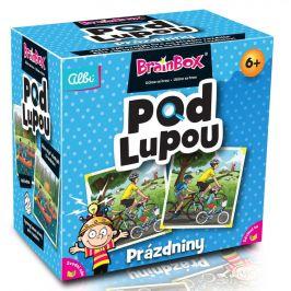 Albi BrainBox Pod lupou - Prázdniny