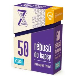 Albi 50 rébusů do kapsy - Překvapivá řešení