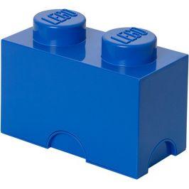 LEGO Úložný box 125x250x180 mm modrá