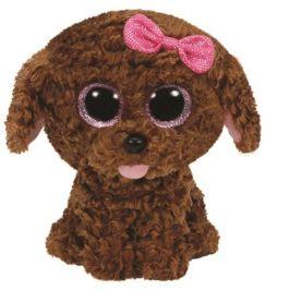 TY MADDIE - hnědý pes 24 cm