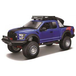 Maisto Ford F-150 Raptor 2017 - modrá