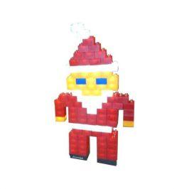 Light Stax Svítící stavebnice Show Case Santa Claus