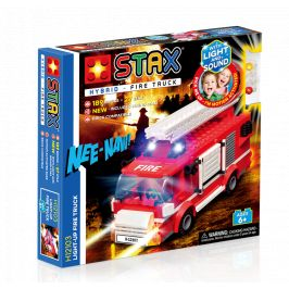 Light Stax Stavebnice Hybrid Light-up Fire Truck