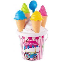 Mondo toys Sada na písek zmrzlina
