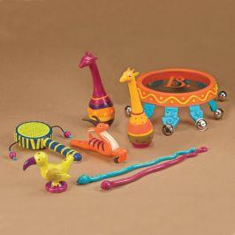 B.toys Sada hudebních nástrojů Jungle Jam