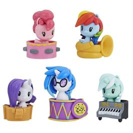 My Little Pony Cutie Mark velké - Party Performers