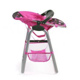 Bayer Chic Jídelní židlička pro panenku, 48
