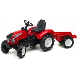 Falk Traktor šlapací Garden Master s valníkem