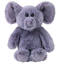 TY Attic Treasures 24 cm ELLA - šedý slon