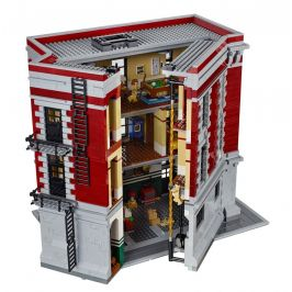 LEGO Ghostbusters 75827 Hasičská základna - zánovní