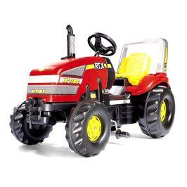 Rolly Toys Šlapací traktor X-Trac - červený - rozbaleno