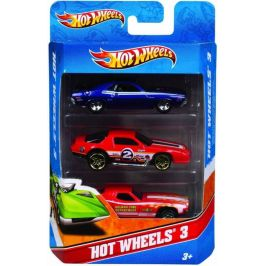 Hot Wheels Angličák 3pack