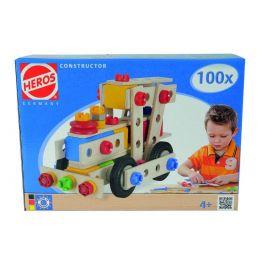 Heros Stavebnice Constructor 100 dílů