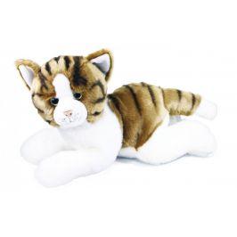 Rappa Plyšová kočka ležící, 50 cm