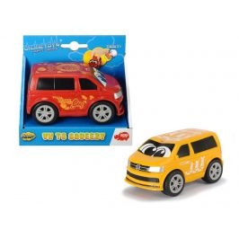 Dickie Auto Happy VW T6 Squeezy 11 cm, červené