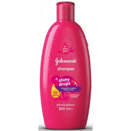 Johnson&Johnson Šampon Baby (Shiny Drops) 500 ml