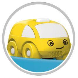 DOLU Dětská miniautodráha, 56 ks