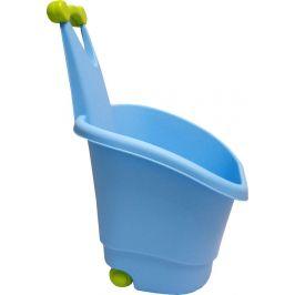 PalPlay Vozíček na hračky modrý