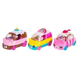 ADC Blackfire Shopkins S8 Cutie cars 3 pack - Bumper Bakery
