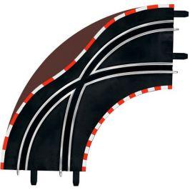 Carrera 61655 GO/D143 Křížení v zatáčce 1/90° (2ks)