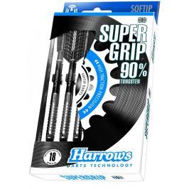 Harrows Šipky Supergrip 90 soft 18 g