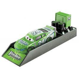 Mattel Cars 3 Vystřelovač s autíčkem Brick Yardley