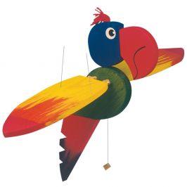 Woody Létací papoušek-velký, 50cm