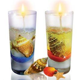 Lamps Výroba svíček - mořská fantazie