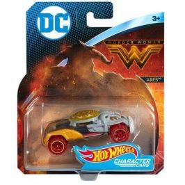 Hot Wheels DC Kultovní angličák Ares