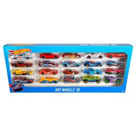 Hot Wheels Angličák 20 ks