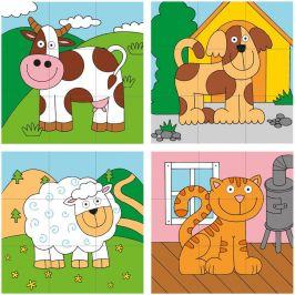Woody Kubus navlékací - domácí zvířata
