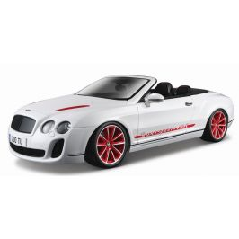 BBurago Bentley Con.supersp convertible ISR 1:18