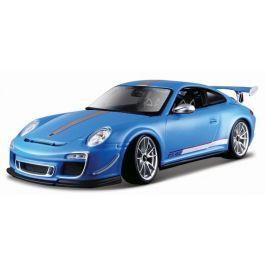 BBurago Porsche 911 GT3 RS 4.0 1:18 - modré