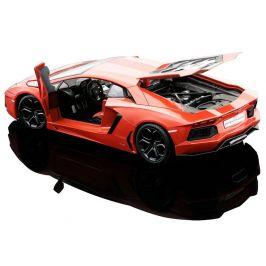 Maisto Lamborghini Aventador oranžové 1:24