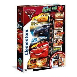 Clementoni Puzzle Double Fun – Cars 3