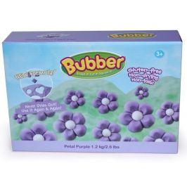 Montessori pomůcky Modelovací hmota Bubber 1,2 kg - fialová