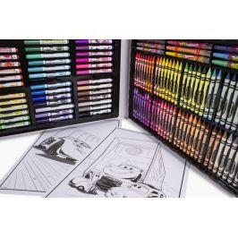 Crayola Velká kreativní sada Auta