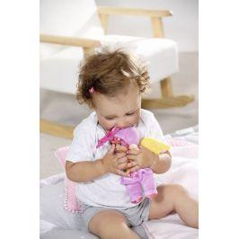 BABY born for babies Andílek 18 cm růžová