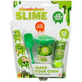 Mac Toys Nickelodeon Vyrob si sliz - zelený