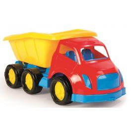 DOLU Maxi náklaďák 69 cm v plastovém pytli