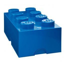 LEGO Storage box 25x50 cm, modrá