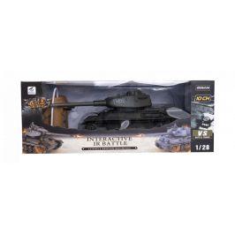 Teddies Tank RC 33 cm T-34/85 27MHz se zvukem a světlem